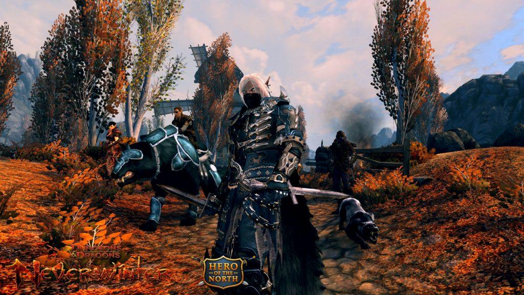 F2P MMORPG Neverwinter
