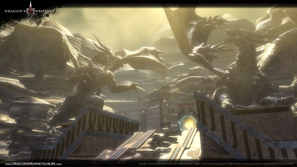 Dragon's Prophet: Korhala
