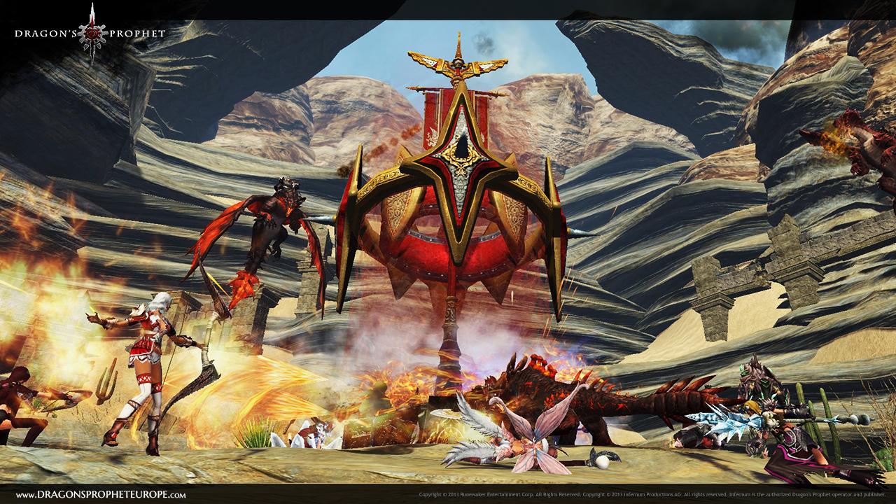 Frontier System: Alle auf den Kristall!