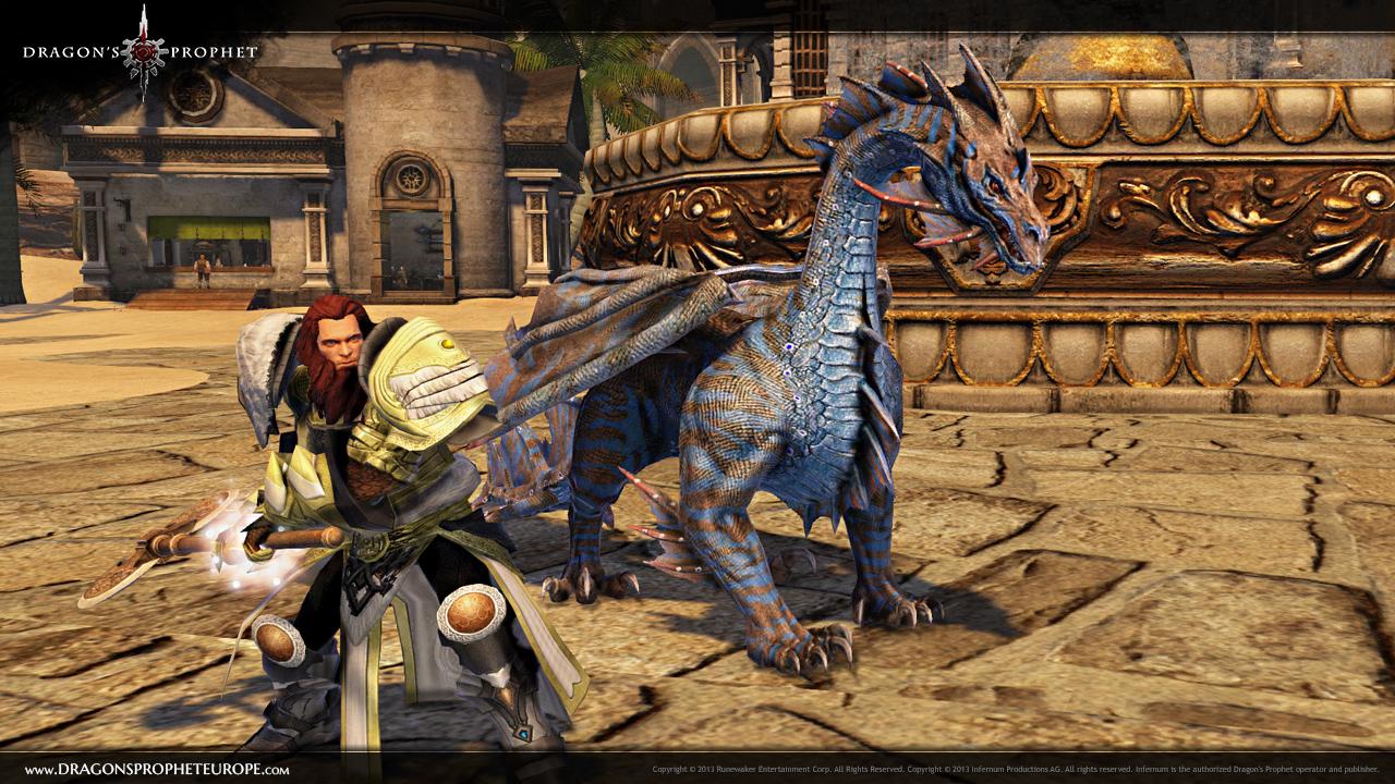 Dragon's Prophet: Legendäre Drachen