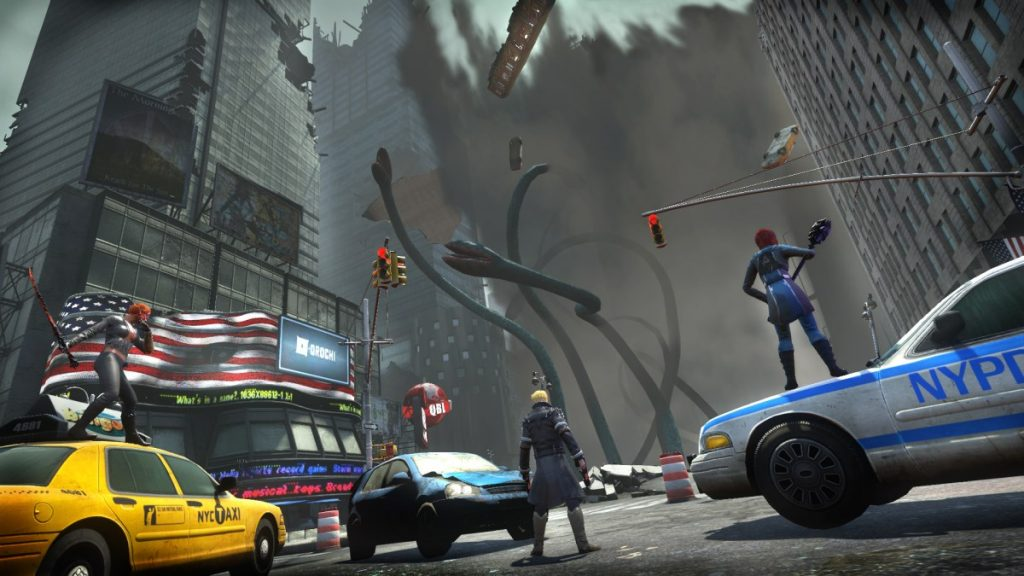 The Secret World: New York