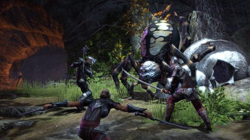 The Elder Scrolls Online Dungeon