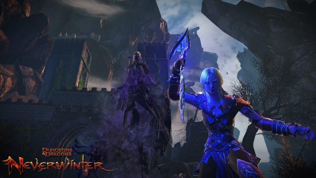 Der Hexenmeister in Neverwinter