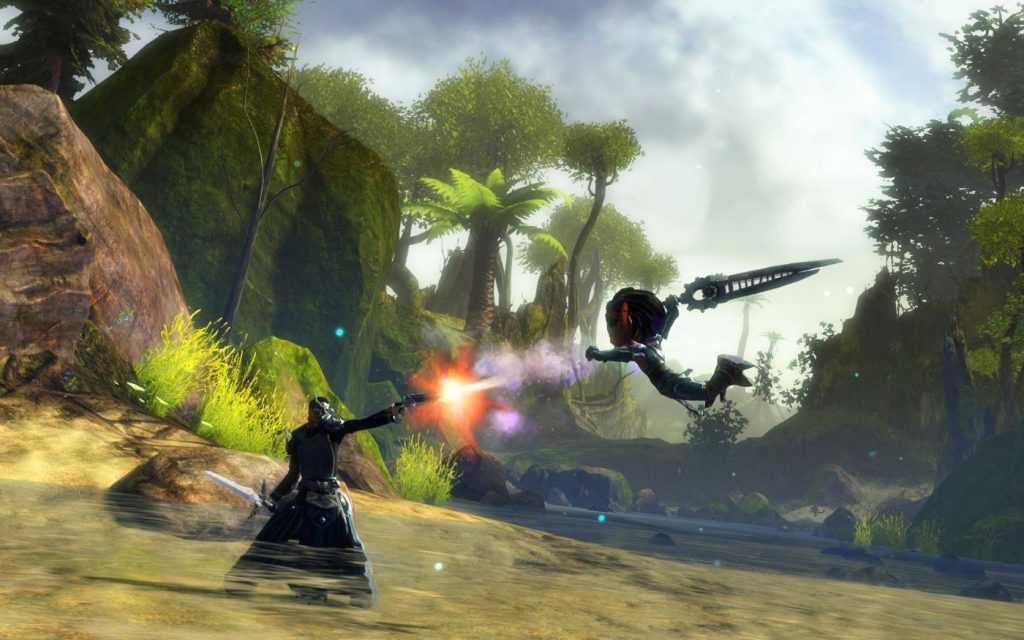 Guild Wars 2 PvP Screenshot