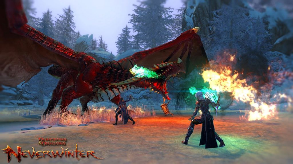 Neverwinter Tyranny of Dragons