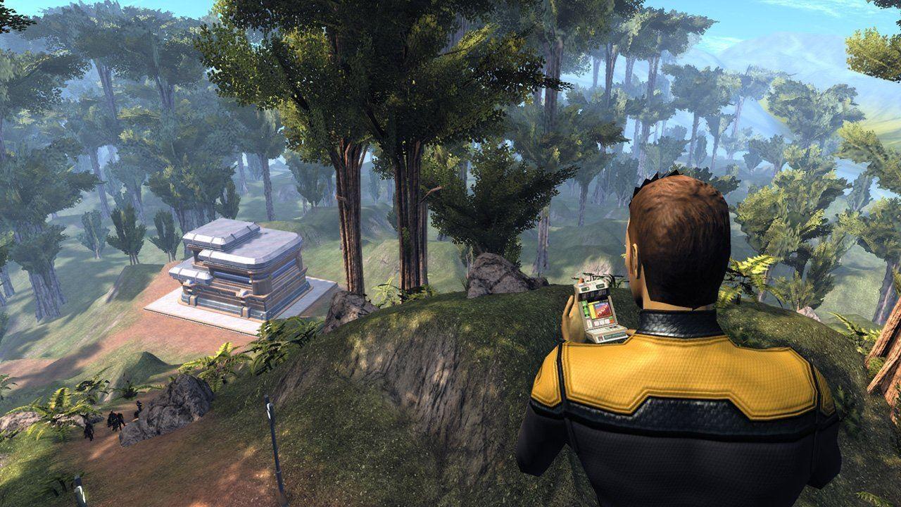 Star Trek Online Scan