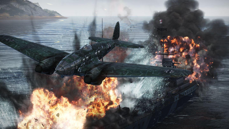 War Thunder Artwork