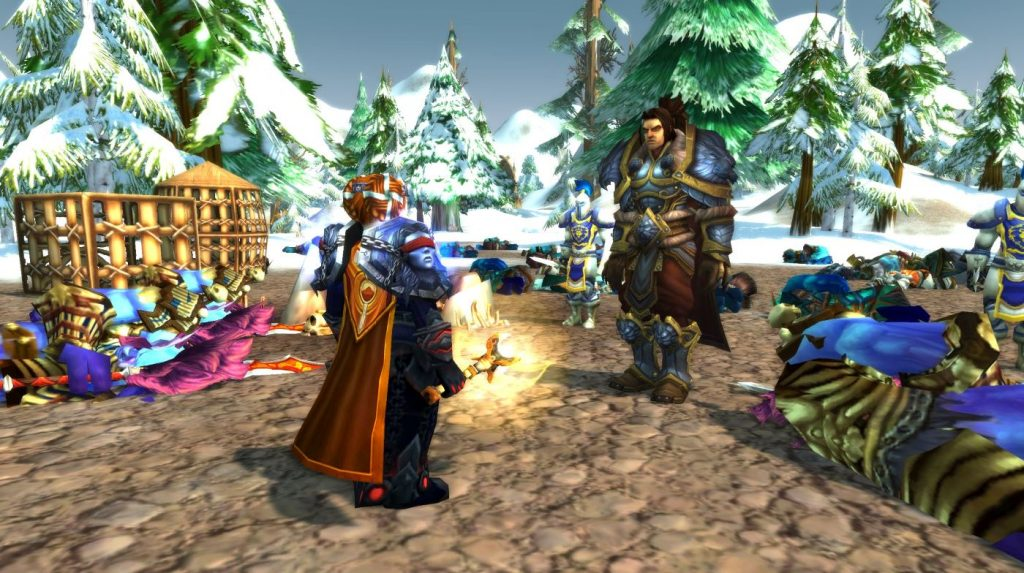 World of Warcraft neue Spieler