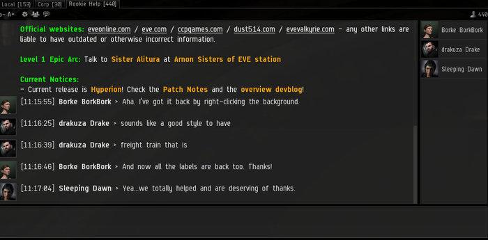 Einsteigerhilfe EVE Online