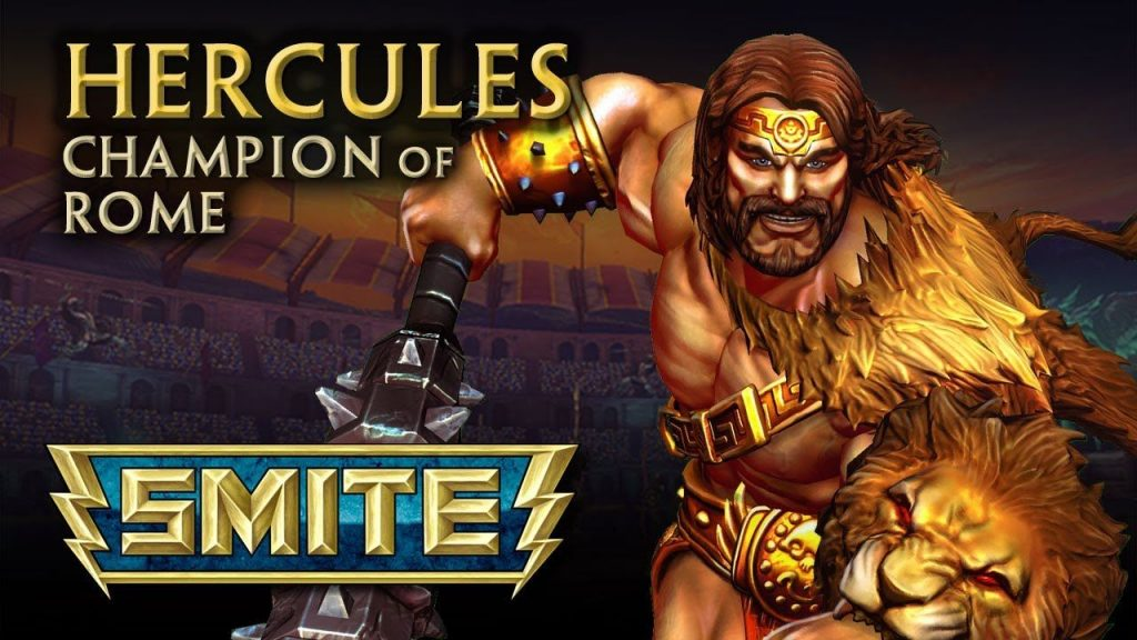 Smite Hercules