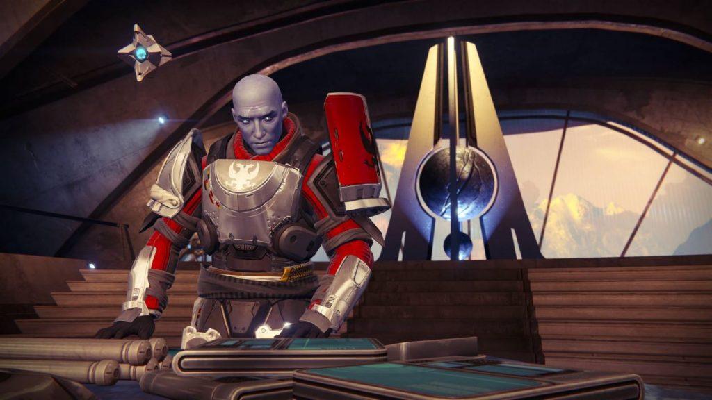 Destiny - Commander Zavala