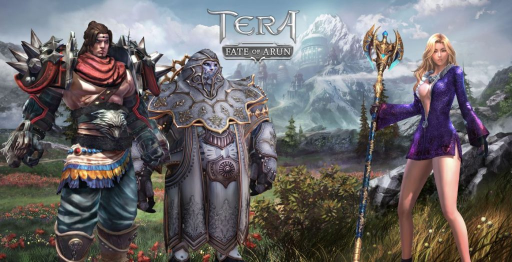 TERA Fate of Arun Key-Art