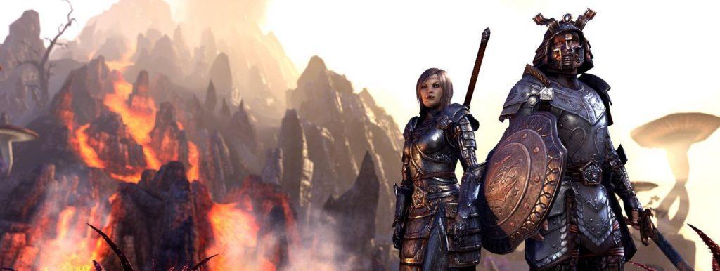 The Elder Scrolls Online Tamriel Unlimited MMORPG