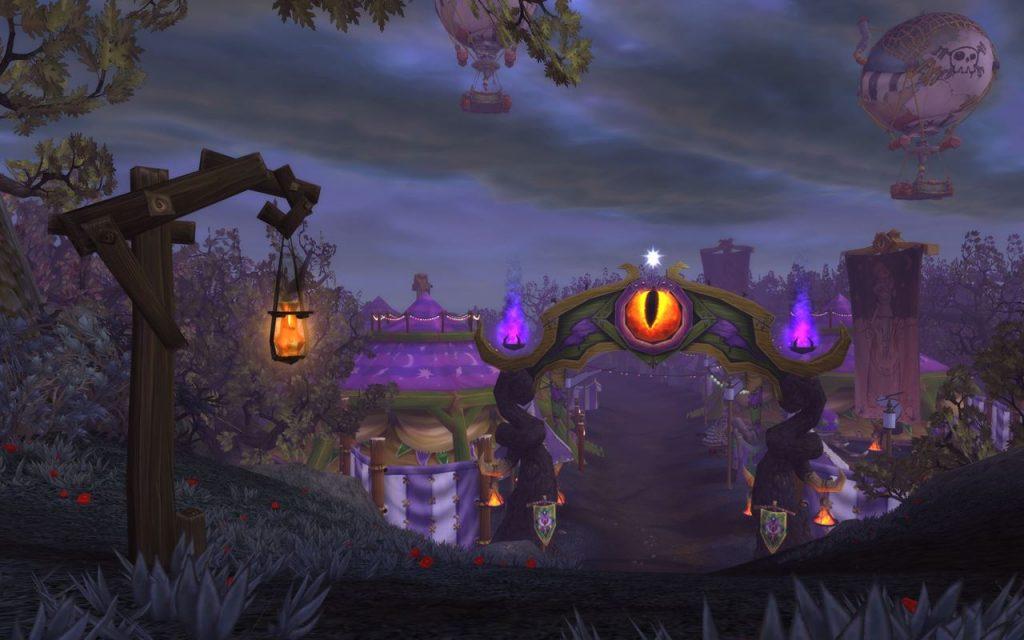 World of Warcraft - Dunkelmond-Jahrmarkt