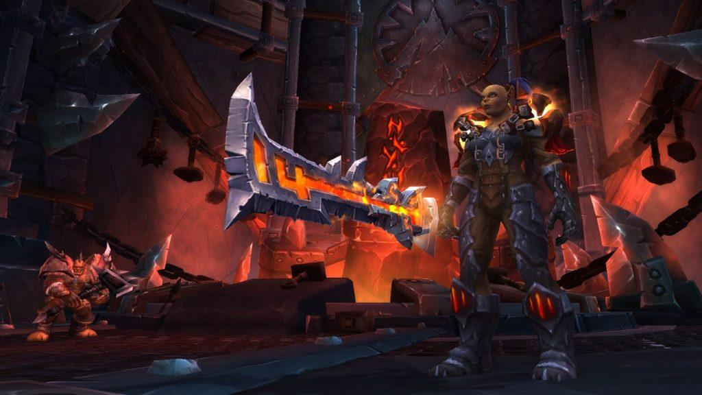 World of Warcraft - Schwarzfelsgießerei