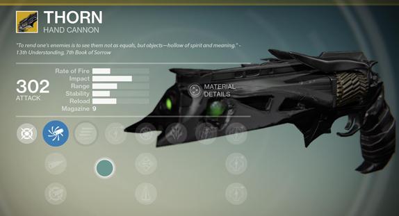Destiny-Thorn