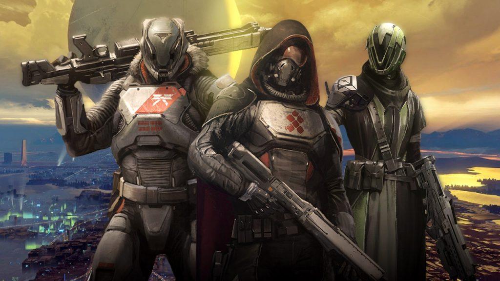 Destiny-Trio-Hüter