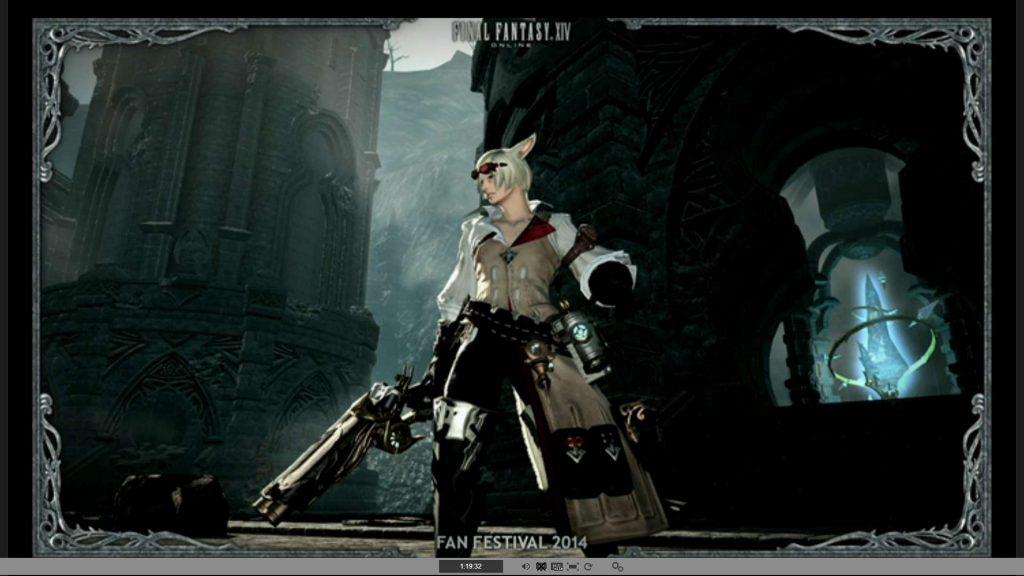 Final Fantasy XIV Maschinist