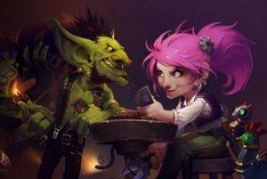 Hearthstone Karten Goblins gegen Gnome