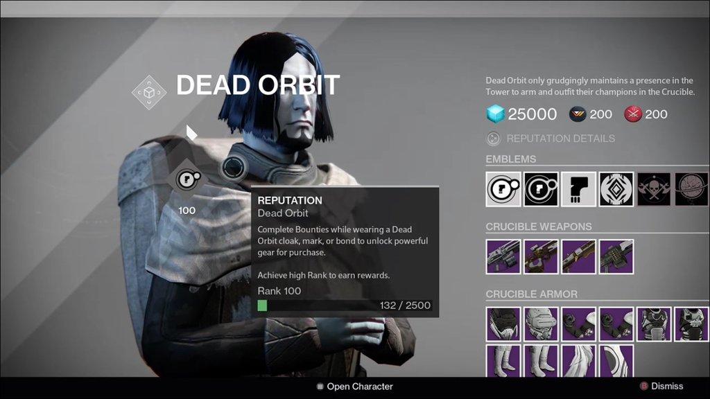 Destiny nach 1200 stunden erreicht ein h 252 ter rang 100 bei toter