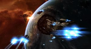 EVE Online – Amarr Fleet