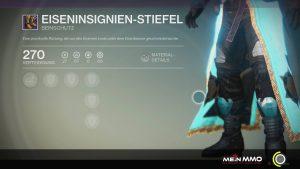 Destiny-Eisen-Stiefel
