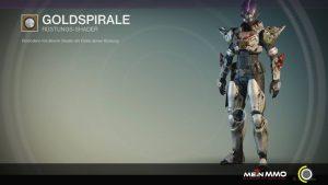 Destiny-Goldspirale