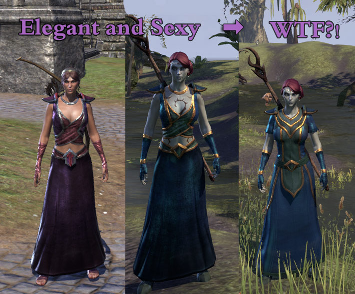 Elder Scrolls Online Coolest Cloths
