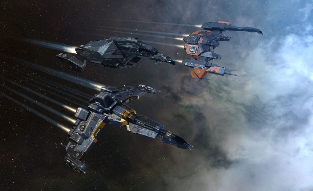 EVE Online Screenshot 2