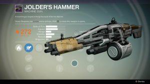 Eisenbanner-Jolder-Hammer