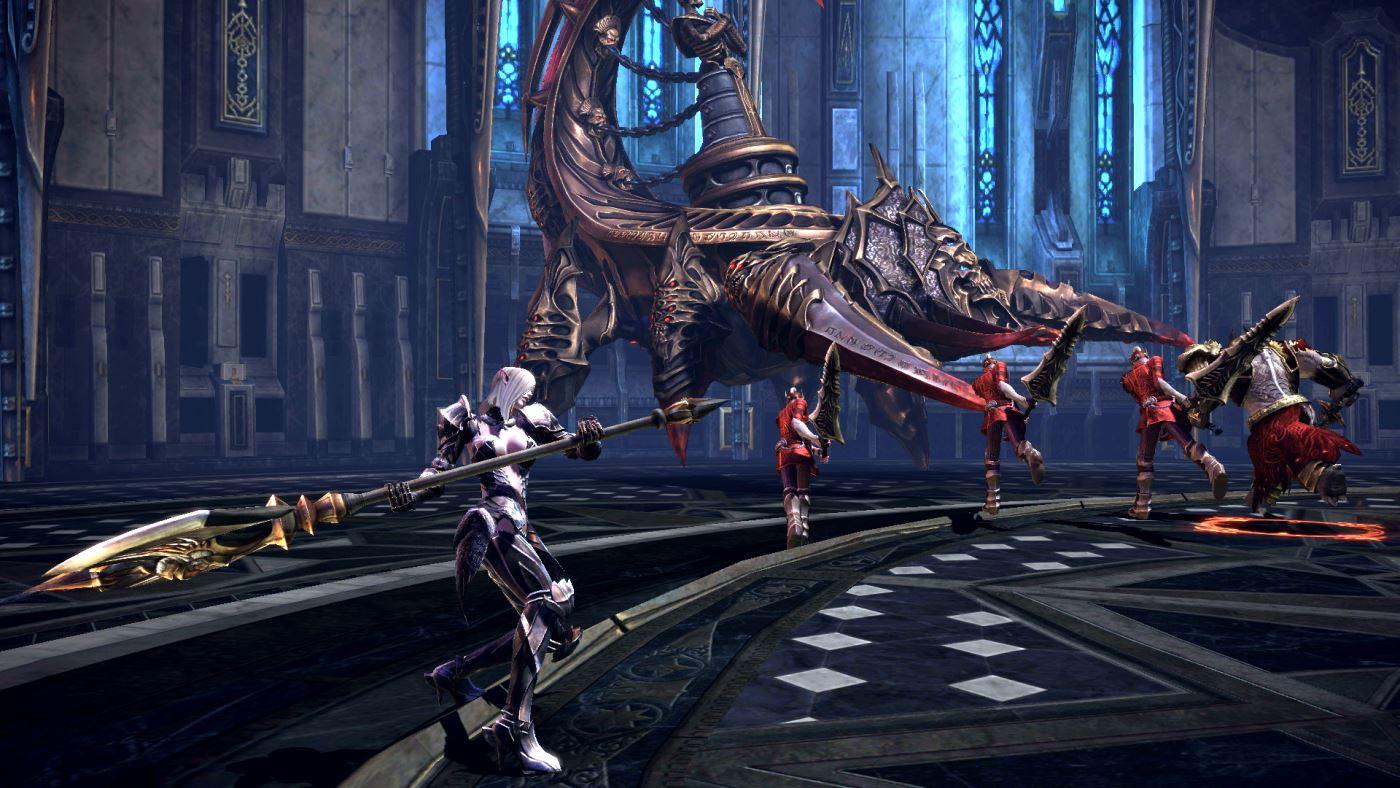 Tera - Open BETA startet im März auf PS4 & Xbox One