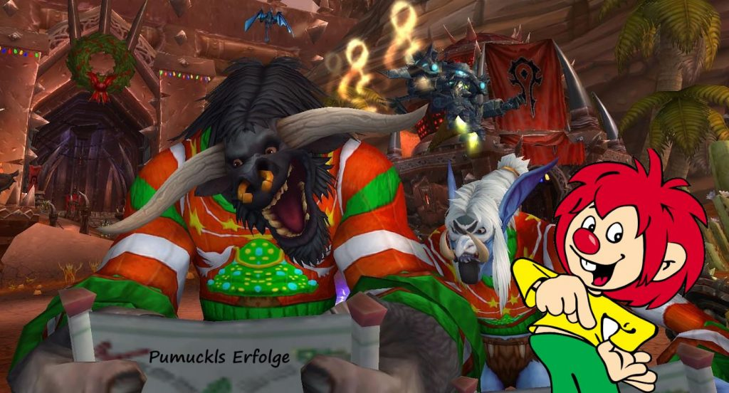 World of Warcraft Erfolge