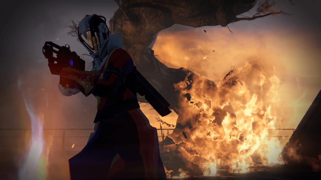 Destiny-Feuer