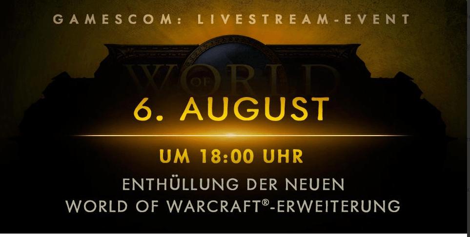 Gamescom-WoW