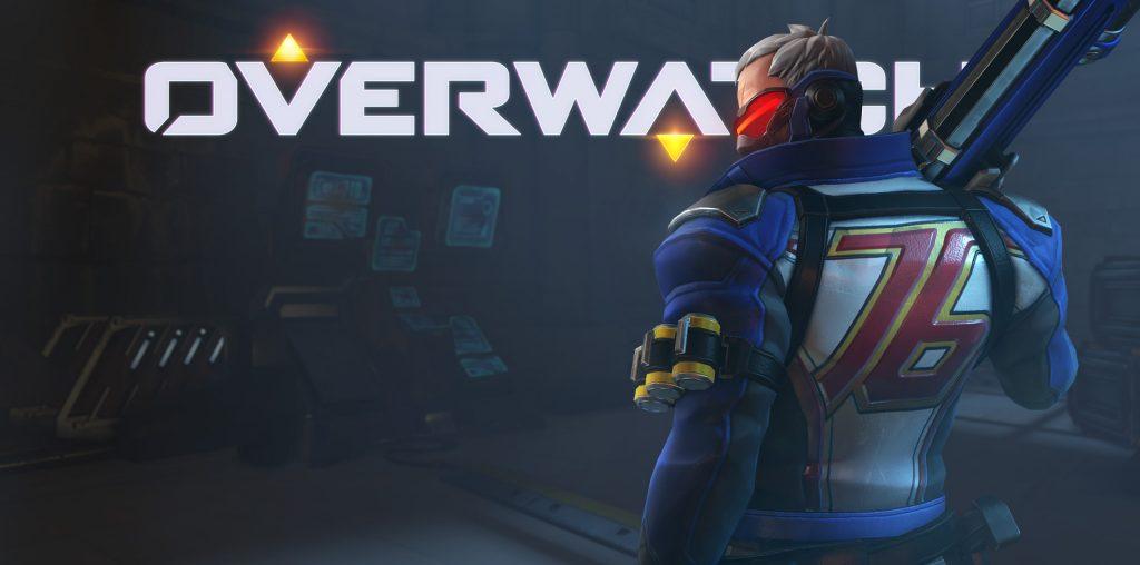 Overwatch Soldier 76