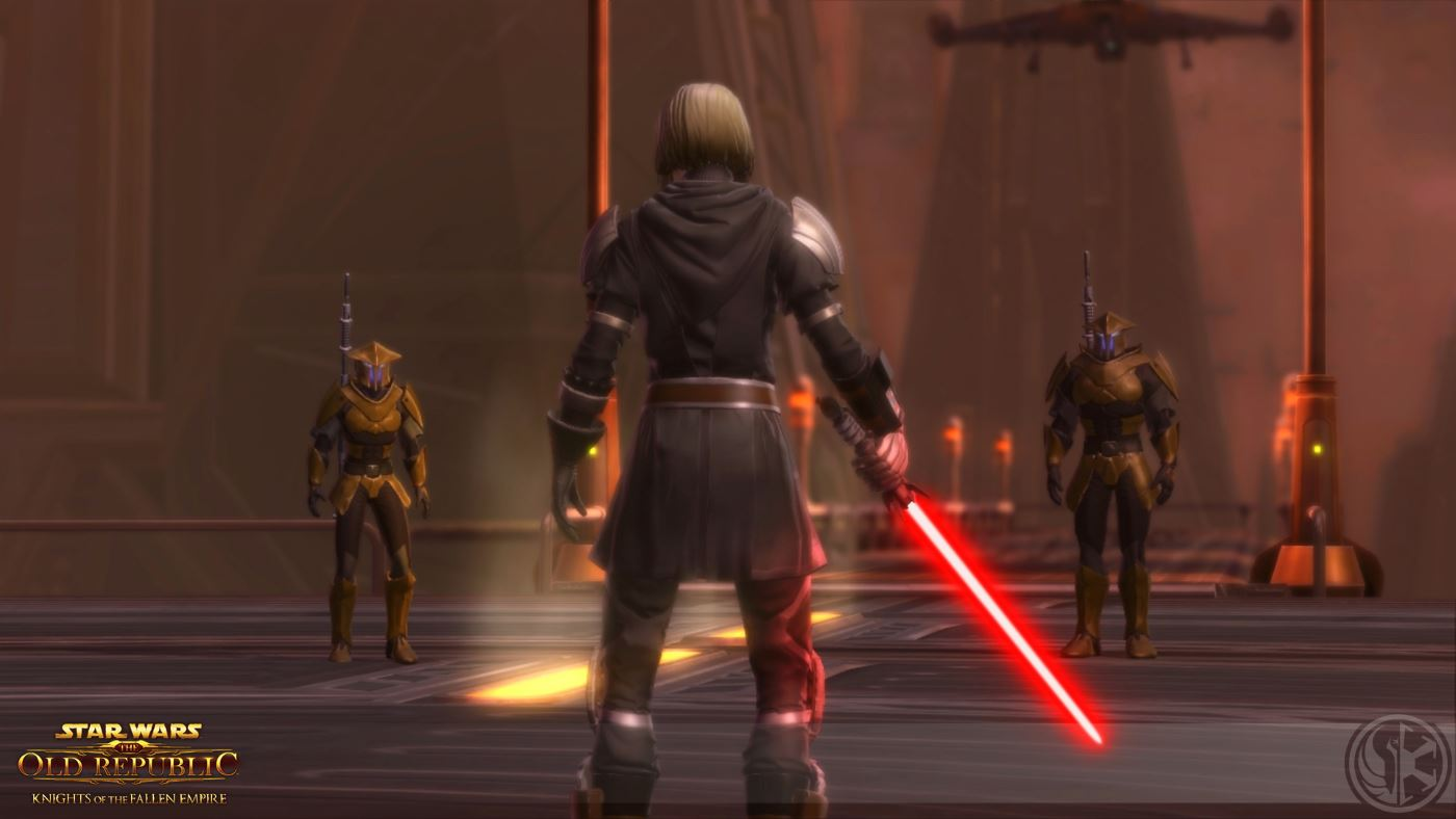 SWTOR Knights of the fallen Empire Zakuul Knights