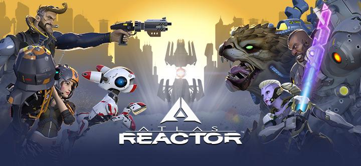 Atlas Reactor Art