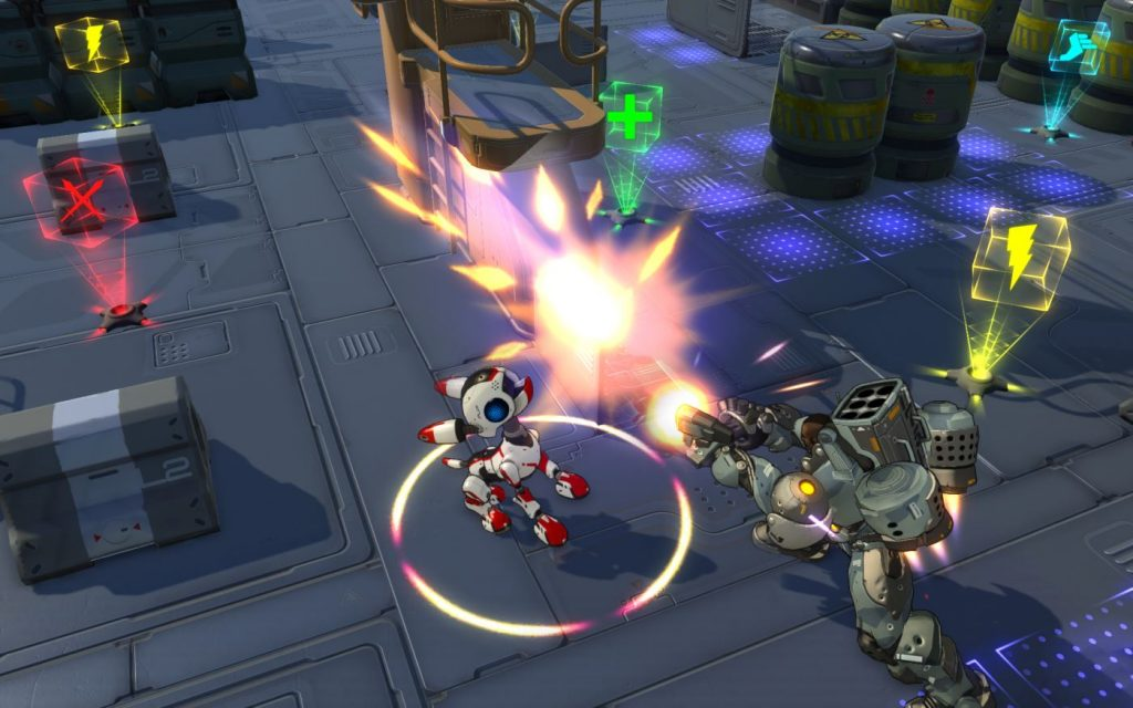 Atlas Reactor Screenshot