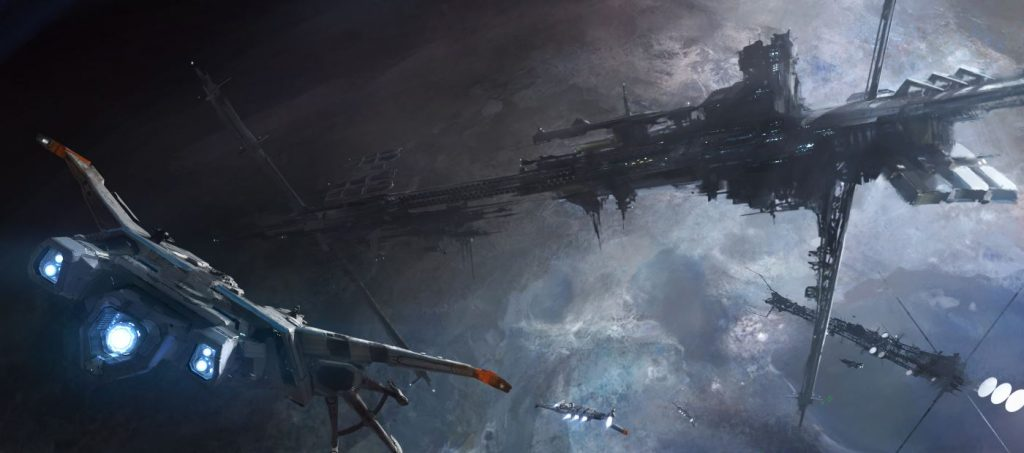 EVE Online Update Strategie