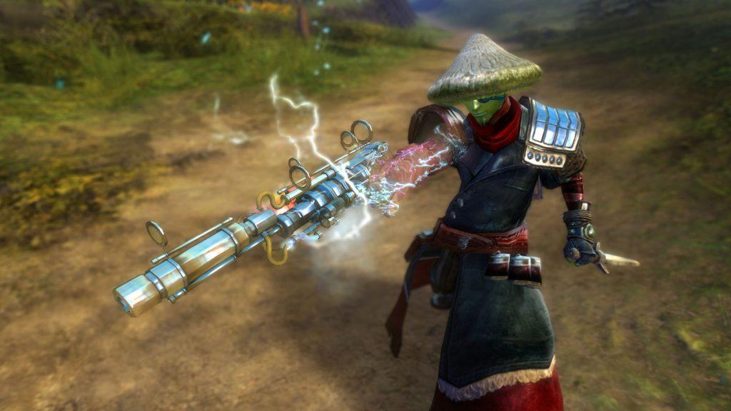 Guild Wars 2 Legendary 3