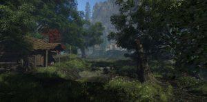 Pantheon Landschaft Screenshot 2