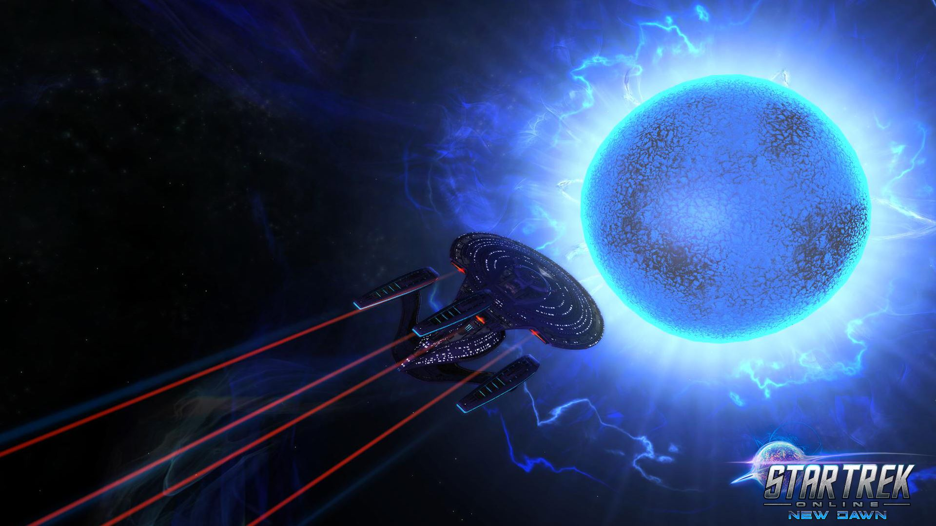 Star Trek Online New Dawn Schiff