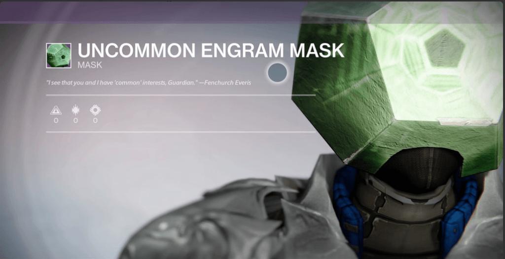 Uncommon-Engramm
