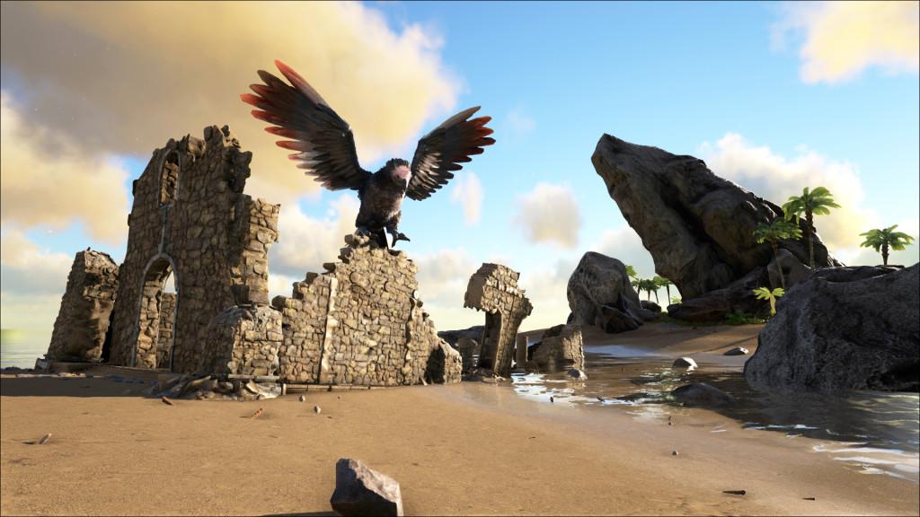 Ark ruins