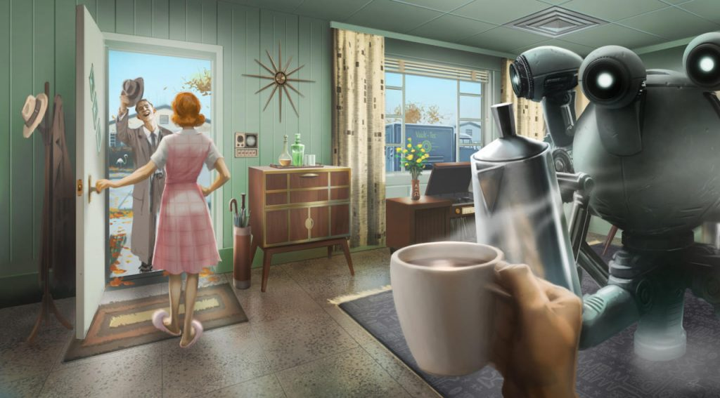 Fallout-4-Kaffee