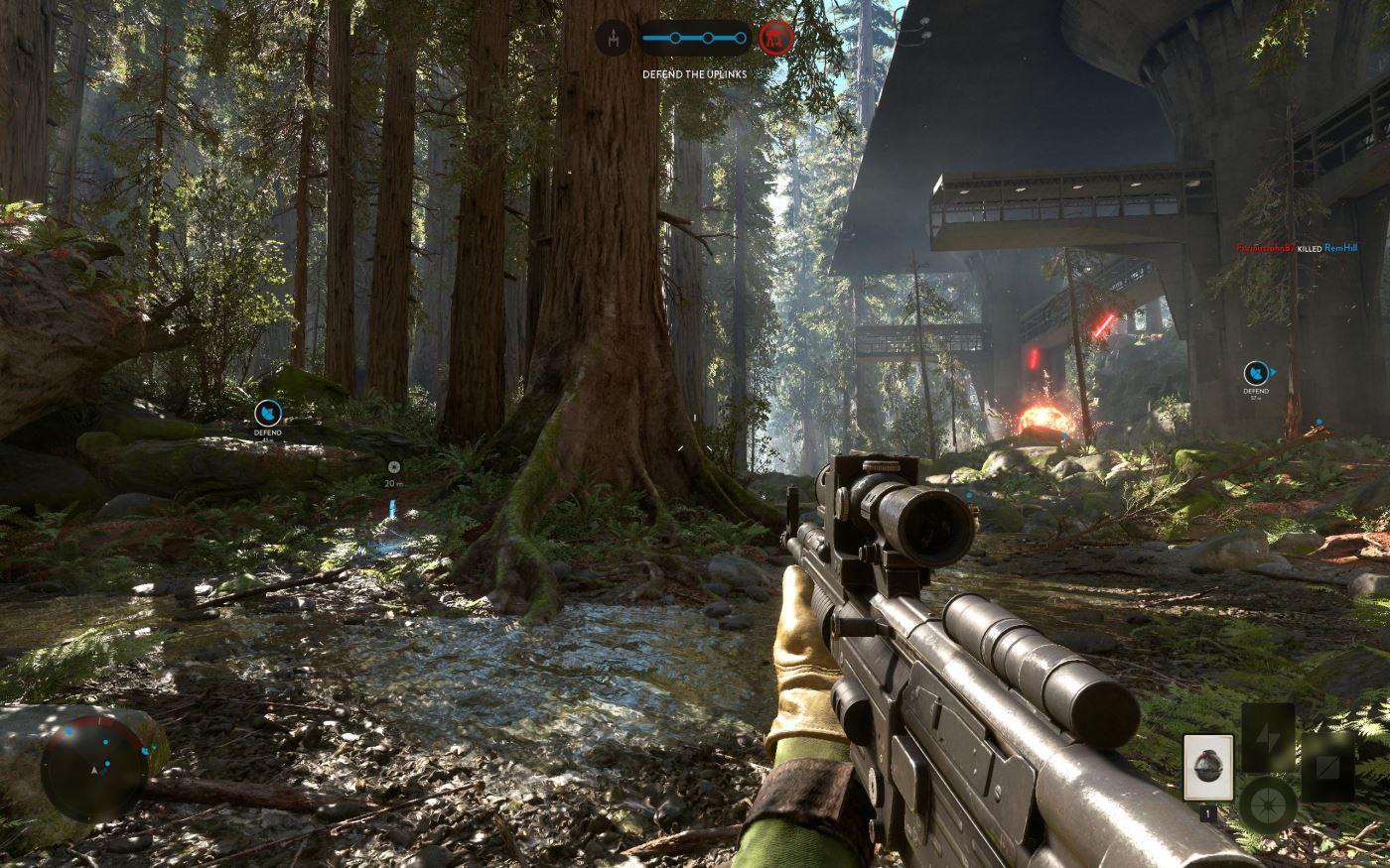 Star Wars Battlefront Endor Review