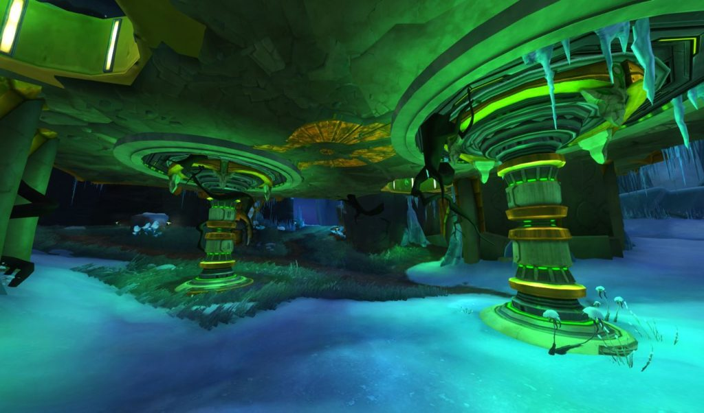 WildStar-Cryoplex-Arena Map 2