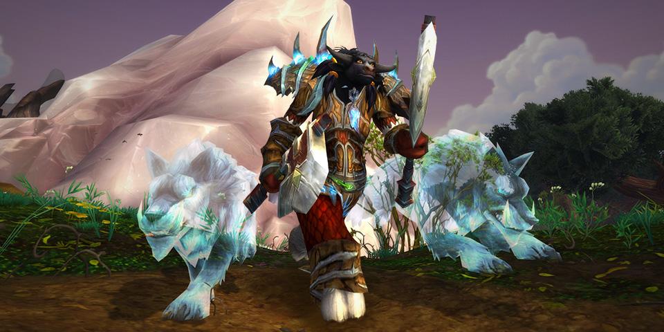 WoW Legion shaman enhancer