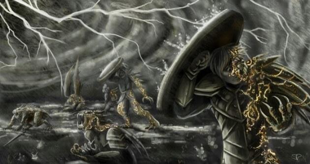 Camelot Unchained Sturm Veil