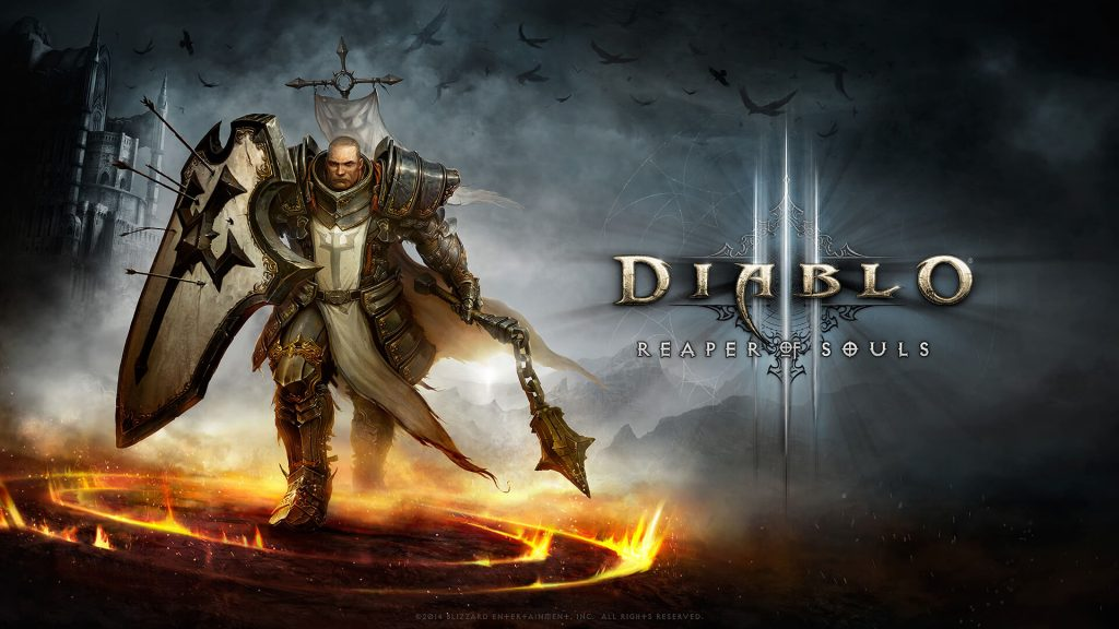 Diablo 3 Crusader Wallpaper